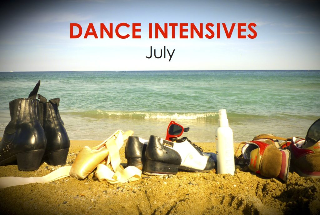 summer dance intensive course