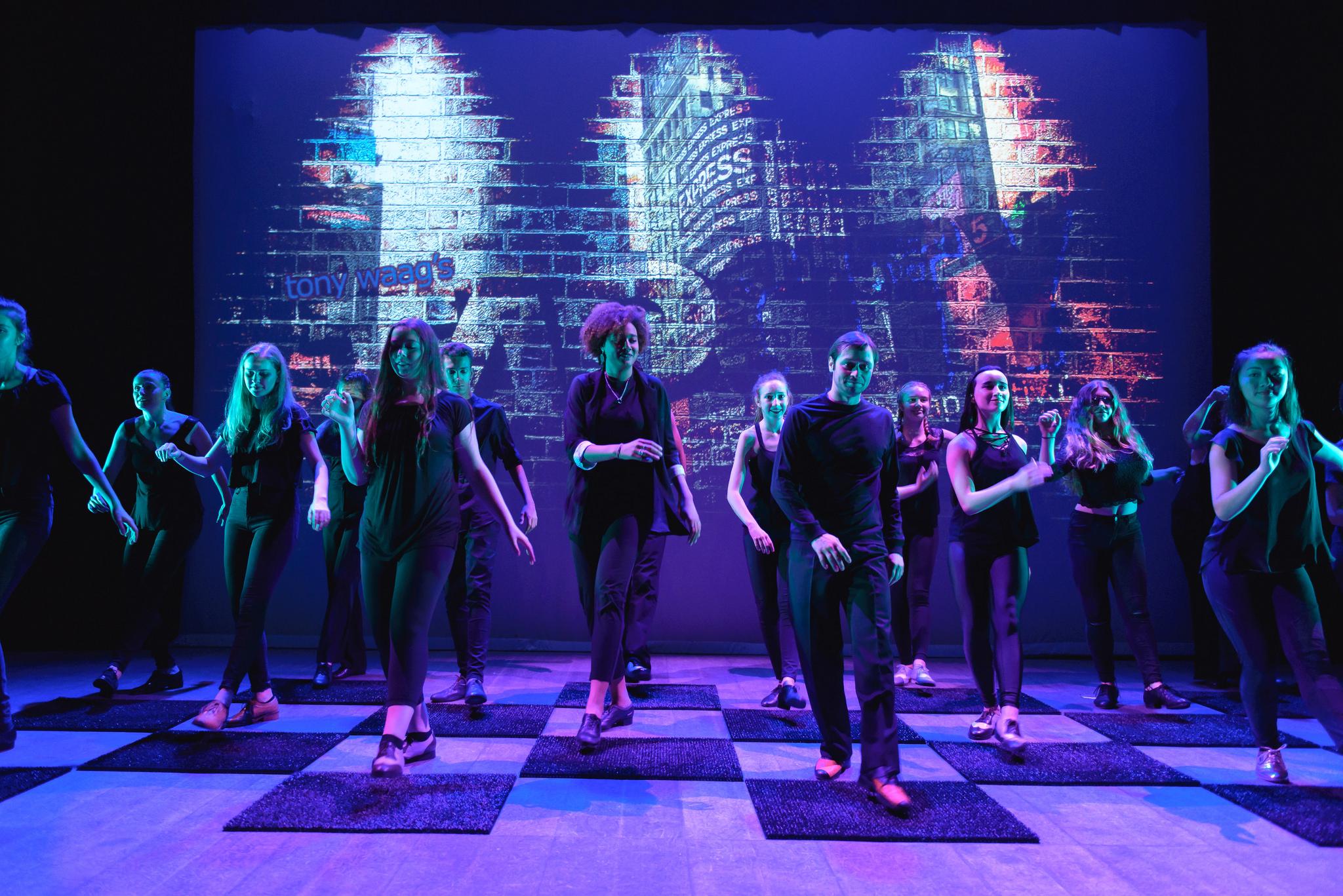 Jove companyia projecte formatiu per a joves ballarins for Casa luthier barcelona
