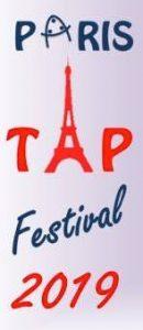 Paris tap fest logo